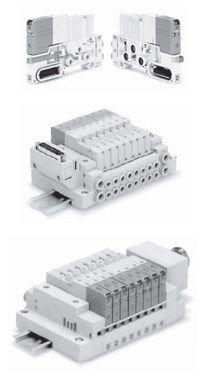 5/2, 5/3, 2×3/2 пневмораспределители с электропневматическим управлением SV1000/2000/3000/4000 5f543c63bdcb3