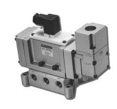 5/2, 5/3 пневмораспраспределитель с электропневматическим управлением VP4000 5fd2f1602e448