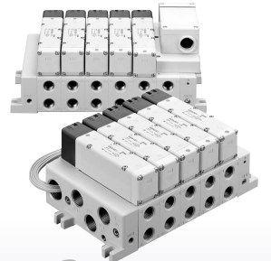 5/2, 5/3 пневмораспределитель с электропневматическим управлением VQ5000 5fcb0e27cce71