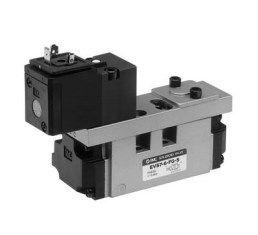 5/2, 5/3 пневмораспределители с электропневматическим управлением серии EVS7 по стандарту ISO/CNOMO 5fc77d70579de