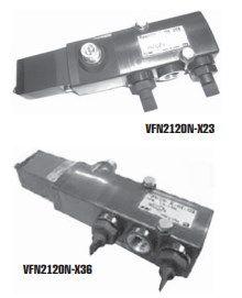 5/2 моющийся пневмораспределитель с присоединительной поверхностью по стандарту NAMUR VFN2120N-X23, VFN2120N-X36 5fd2c9d6666d0