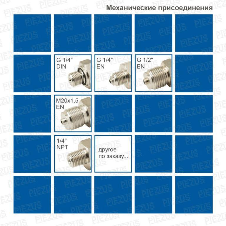 APZ 2412 Бюджетный многодиапазонный датчик давления OEM серии 5fc6999addc04