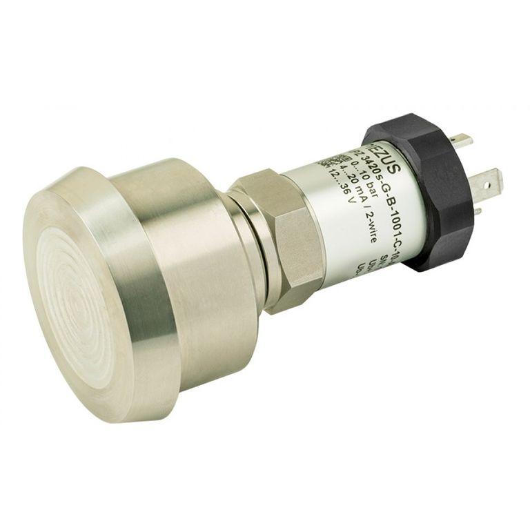 APZ 3420s Гигиенический датчик давления с разделителем сред 5fc560ee8d560