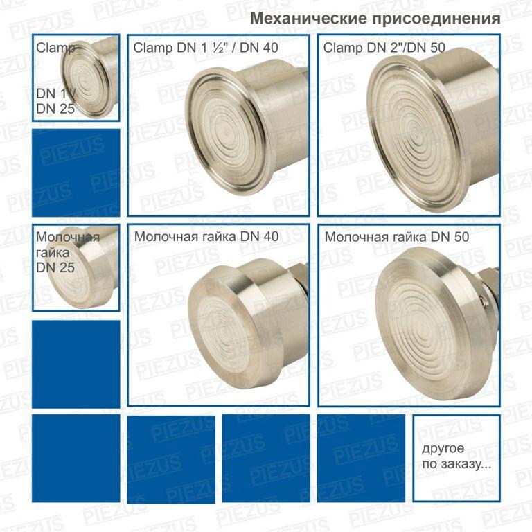 APZ 3420s Гигиенический датчик давления с разделителем сред 5fc560ee8f53b
