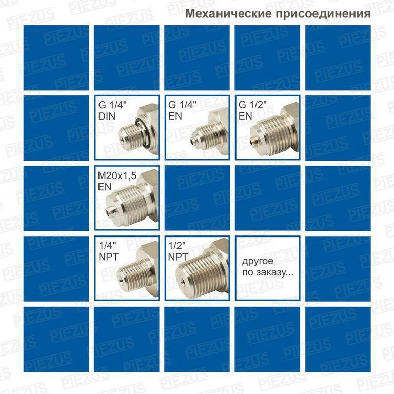 ASZ 3410p Бюджетное реле давления с pnp выходом 608082531c36b