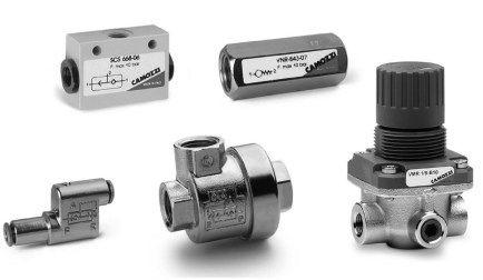 Автоматические клапаны Серии SCS, VNR, VSO, VSC и VMR 5fc842ad19d98