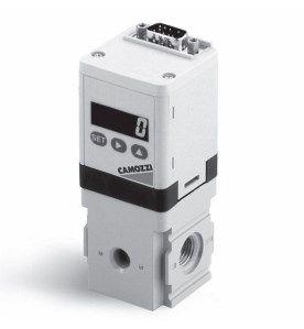 Цифровые электропневматические преобразователи Серии ER100 5fc921b987b19