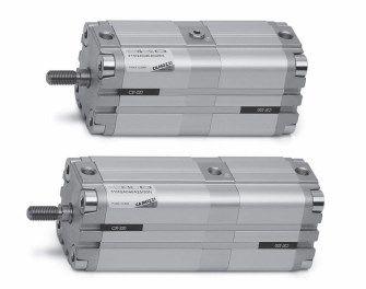 Цилиндры пневматические компактные Серия 31 — Тандем и многопозиционное исполнение 5f543fba96659