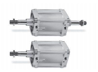 Цилиндры пневматические Серия 41 Алюминиевый профиль 5f543fb32ebdb