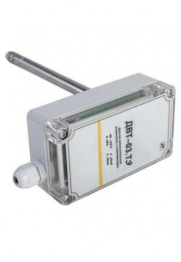 Датчики влажности и температуры ДВТ-03.ТЭ 5fc67e0565b04
