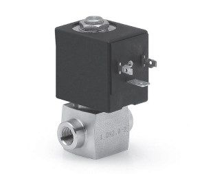 Электромагнитные клапаны Серии CFB из нержавеющей стали 5fc67e04a09fe