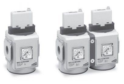 Электронные пропорциональные регуляторы давления Серии MX-PRO 5f93f99a550d3