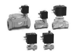 Электропневматические клапаны. Серия CFB 5fc59e1d993d0