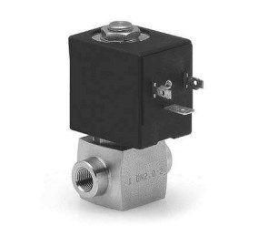 Электропневматические клапаны. Серия CFB из нержавеющей стали 5f5440fb5cfde