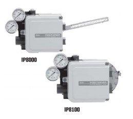 Электропневматический позиционер IP8000/IP8100 5fb64a3ba7a09