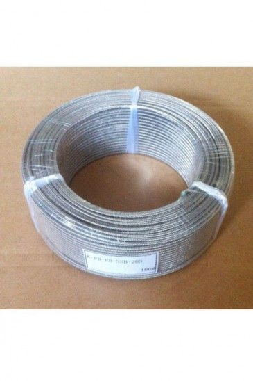 Гибкий высокотемпературный термокомпенсационный кабель K-FB-FB-SSB-2*0,5 5fd1a8f8230fb
