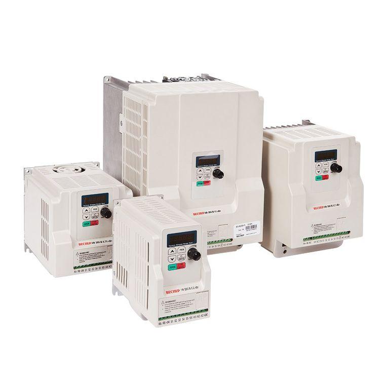 Насосные преобразователи частоты со встроенным ПЛК и управлением группой насосов E5-Р7500 6084c50a1b93e