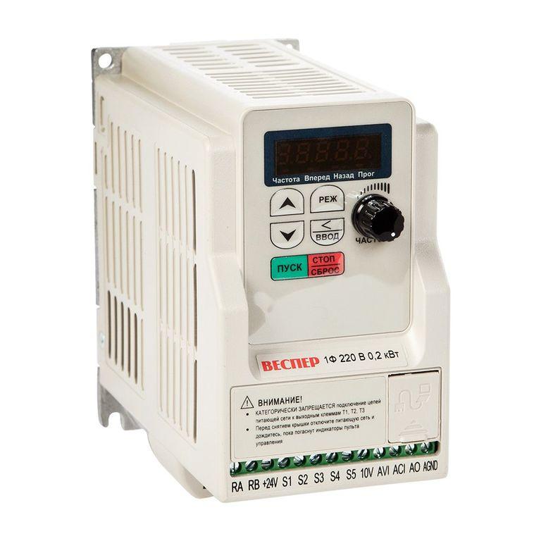 Векторные преобразователи частоты малой мощности E5-8200 5fc5484bcac32