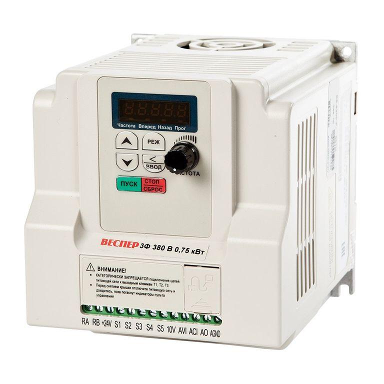 Векторные преобразователи частоты малой мощности E5-8200 5fc5484bcadc8
