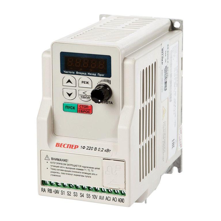 Векторные преобразователи частоты малой мощности E5-8200 5fc5484bcb4ef
