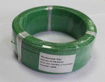 Высокотемпературный термопарный кабель K-FB-FB-24 (2*1/0,5) 5f5441e46992f