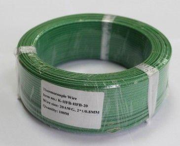 Высокотемпературный термопарный кабель K-HFB-HFB-20(2*1/0,8) 5fc712c1913c0