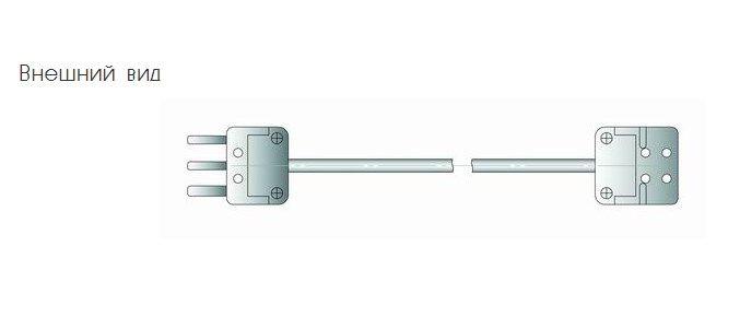 Кабель удлинительный С1-2 для измерителя температуры IT-8 5fc939189d6fc