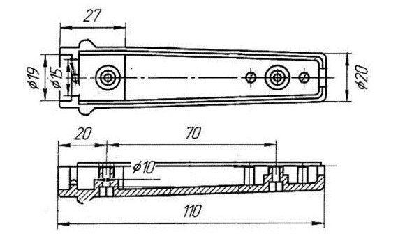 Ручка для датчика Р1 5f5441f72e520