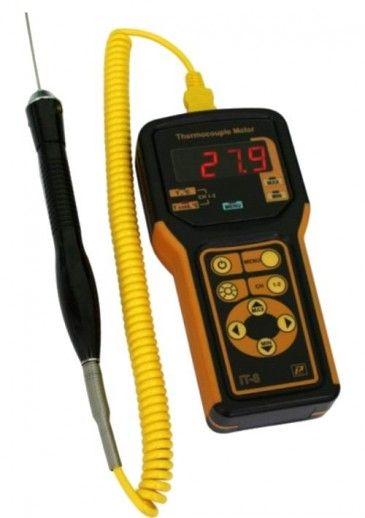 Погружная термопара K типа К1-КП для измерителя температуры IT-8 5fc88e2cf31a4