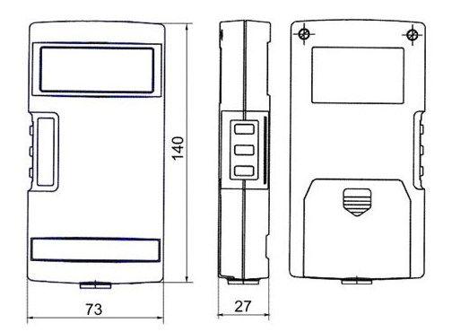 Корпус переносного прибора П1 5fd2b49868d64