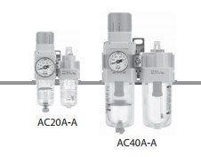 Фильтр /регулятор-маслораспылитель AC20A-A~AC40A-A 5f543caaa32f9