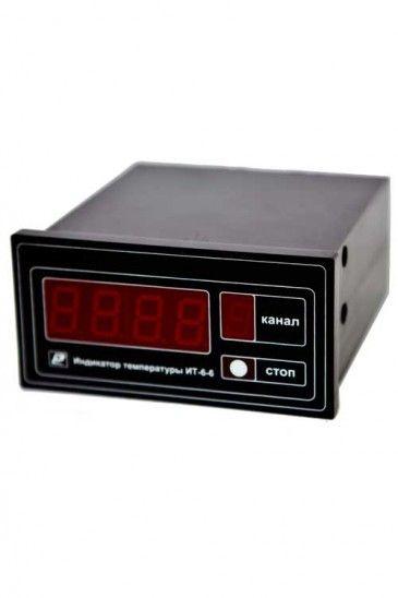 Индикатор температуры шестиканальный ИТ6-6 5fc6b01cab467
