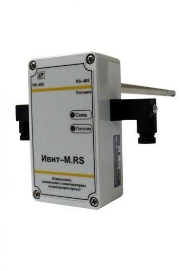 Измеритель влажности и температуры электронный Ивит-М.RS 5fc59849ee08c