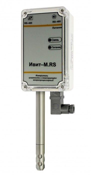 Измеритель влажности и температуры электронный Ивит-М.RS 5fc59849ee2d7