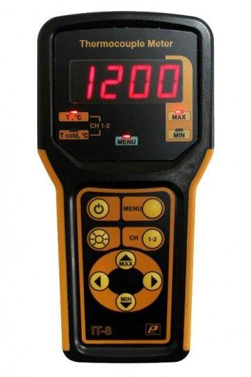 Измерители температуры цифровые портативные IT-8 повышенной точности 5fc5293b0ff07