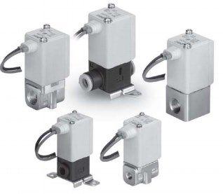 Компактный 2/2 клапан с прямым электромагнитным управлением VDW10/20 5f543e30c4145