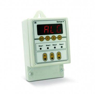 Контроллер уровня универсальный Контур-У 5fc89df78aa05