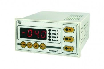 Контроллер уровня универсальный Контур-У 5fc89df78b09f