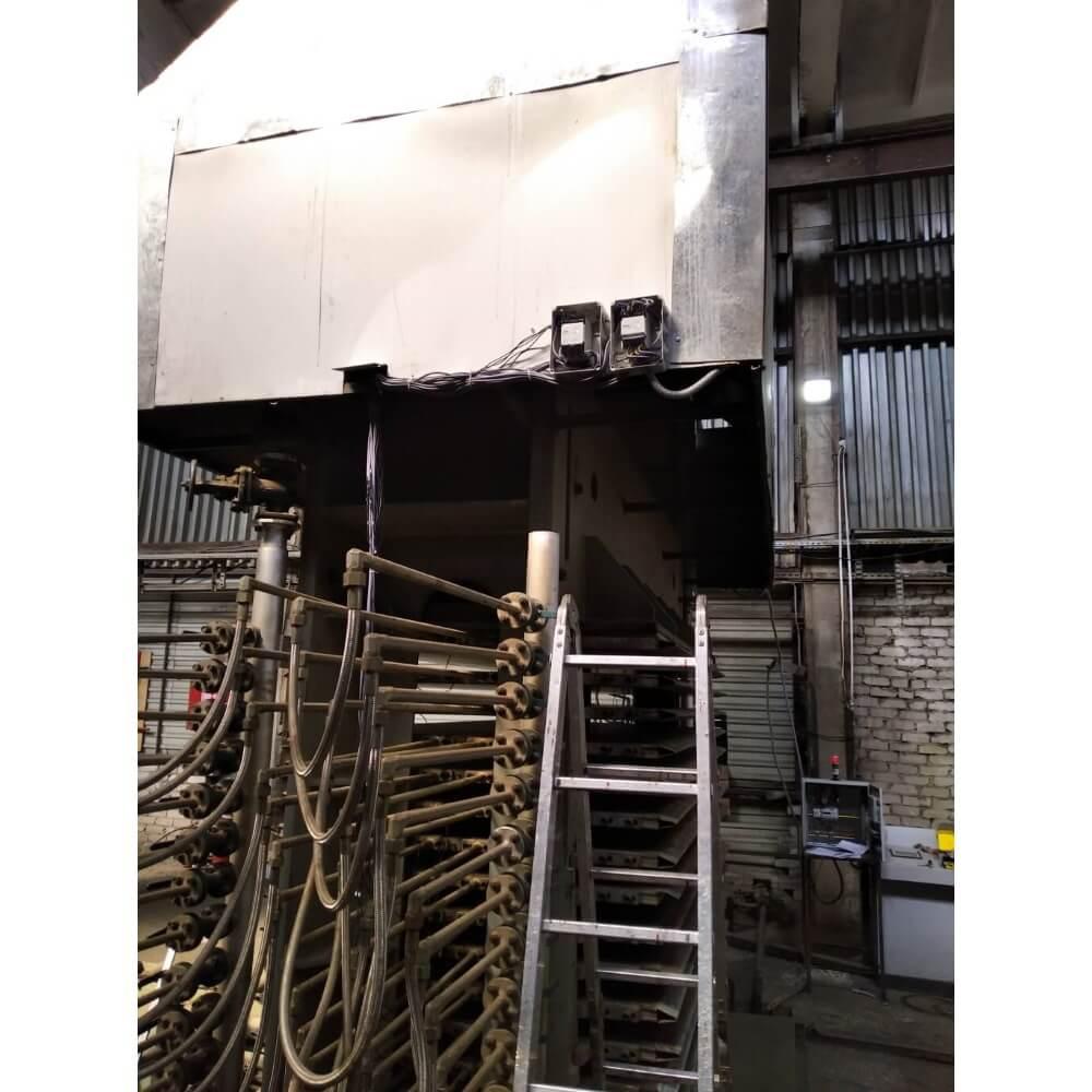 Модернизация клеевого пресса, для изготовления многослойной фанеры 5f527c5a2a6ff