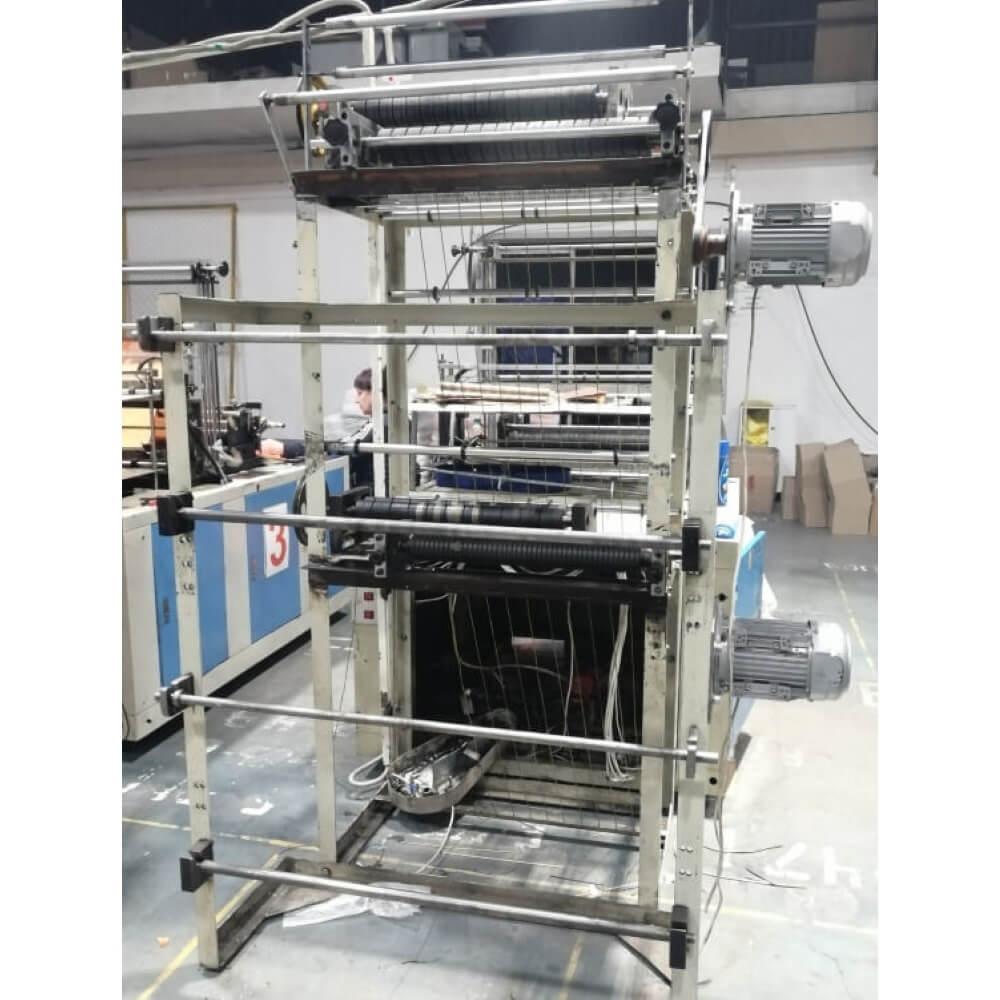 Модернизация станка для перемотки полимерного рукава