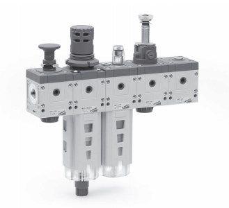 Модульные блоки подготовки воздуха Серия MD 5fcba8a4f1927