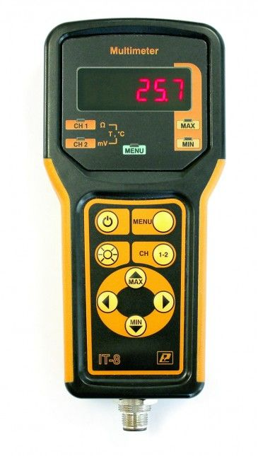 Мультиметр (милливольтметр) цифровой прецизионный IT-8-RUT 6087f4818da45