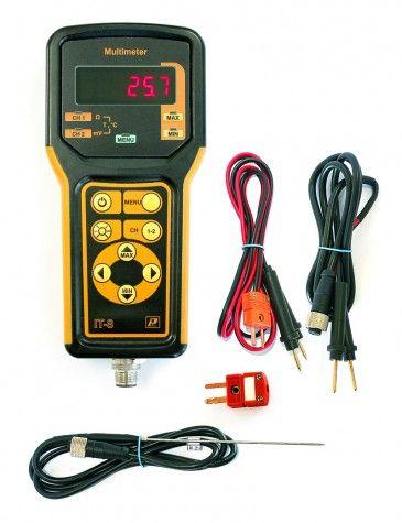 Мультиметр (милливольтметр) цифровой прецизионный IT-8-RUT 6087f4818e1ad