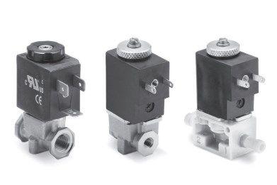 Пропорциональные клапаны прямого действия Серии AP 5f54401ff27aa