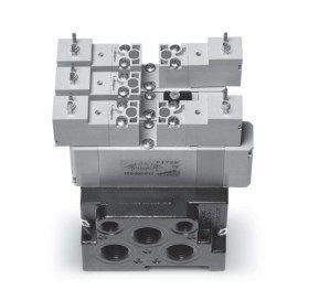 Распределители с электропневматическим и пневматическим управлением Серия 7 5f53d2282d500