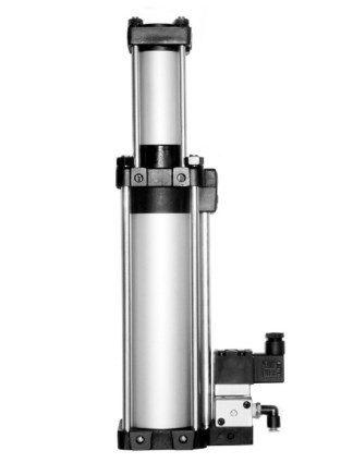 Стандартный пневмогидравлический усилитель давления CA1 5fcd624b8390b