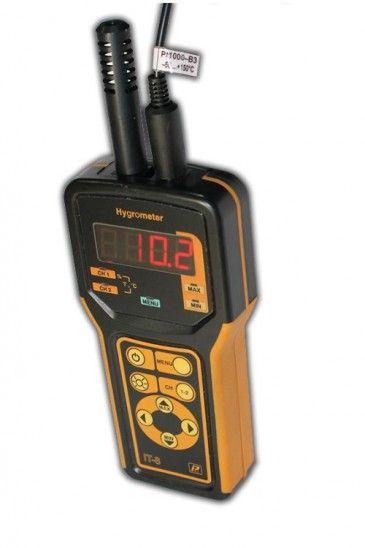 Термометр-гигрометр цифровой IT-8-RHT 5fcb78ec40768