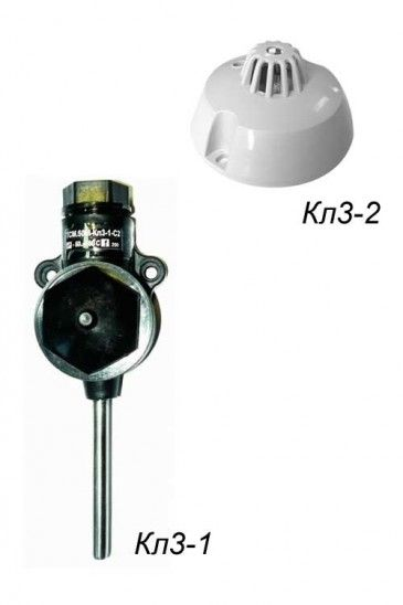 Термометр сопротивления Кл3-1, 3-2 (датчик температуры воздуха) 5fc93b195126f