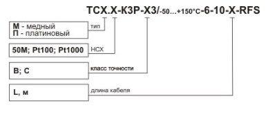 Термопреобразователь сопротивления ТСМ (ТСП)-К3Р 5fc937f4be033