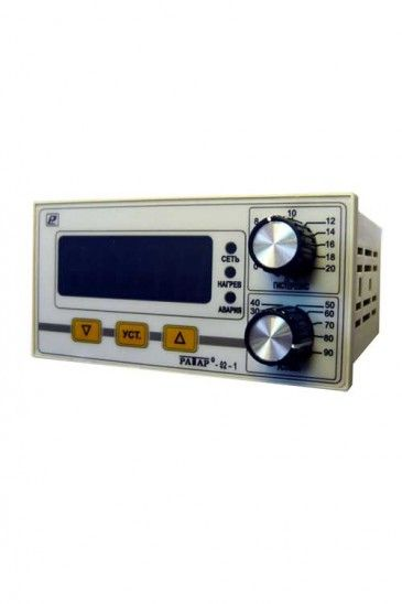 Терморегулятор Ратар-02-1 с аварийным реле для отопительных котлов 5fc53bf5cd917